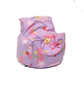 Kids pink Bean Bag