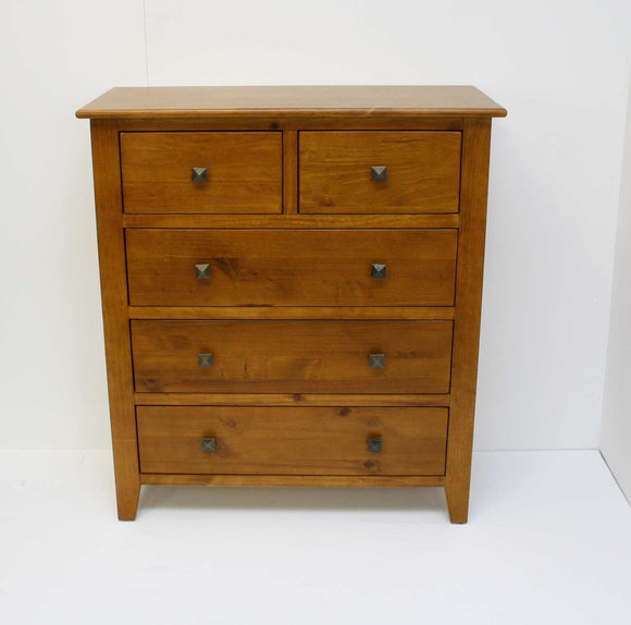 Linda 3+2 Chest Drawers