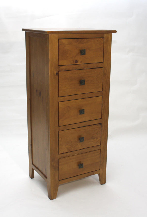 Linda tallboy Drawer Chest