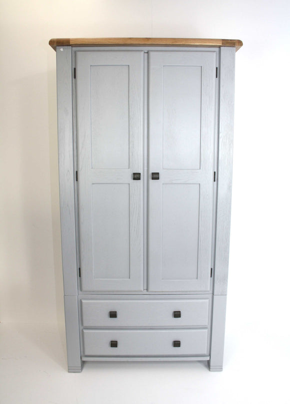 Lorient 2 Door 2 Drawer Robe