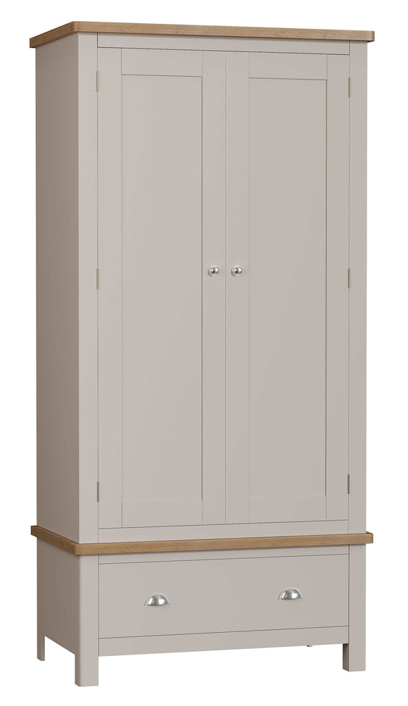 Newhaven 2 door Wardrobe