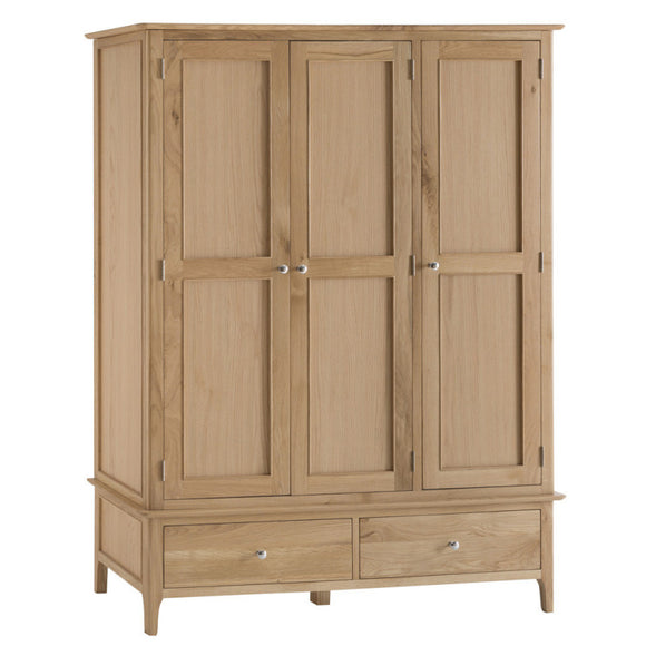 Northport 3 Door Wardrobe