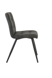 Oliver Grey Dining Chair