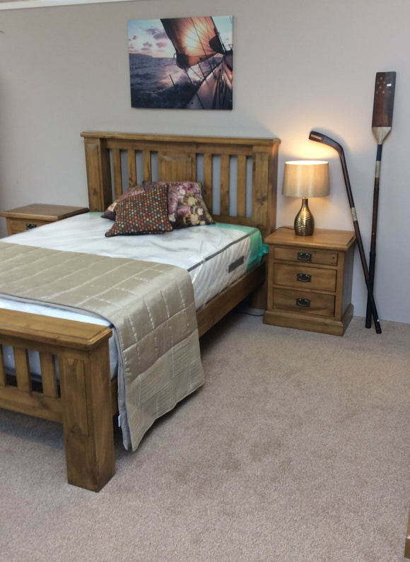 Queensland Double  Bed Frame
