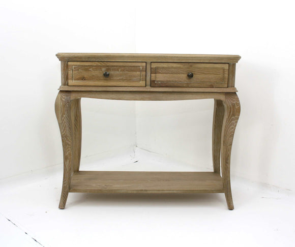 Seine 2 Drawer Console