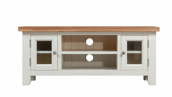 Bailey Oak Tv Unit