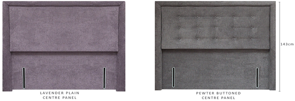 Patrice Delux Headboard Collection