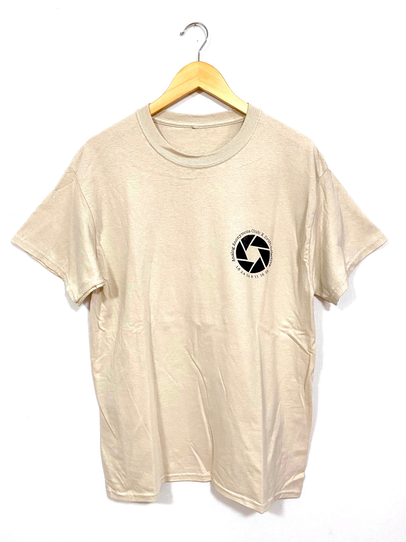 ANALOG ANONYMOUS CLUB TEE