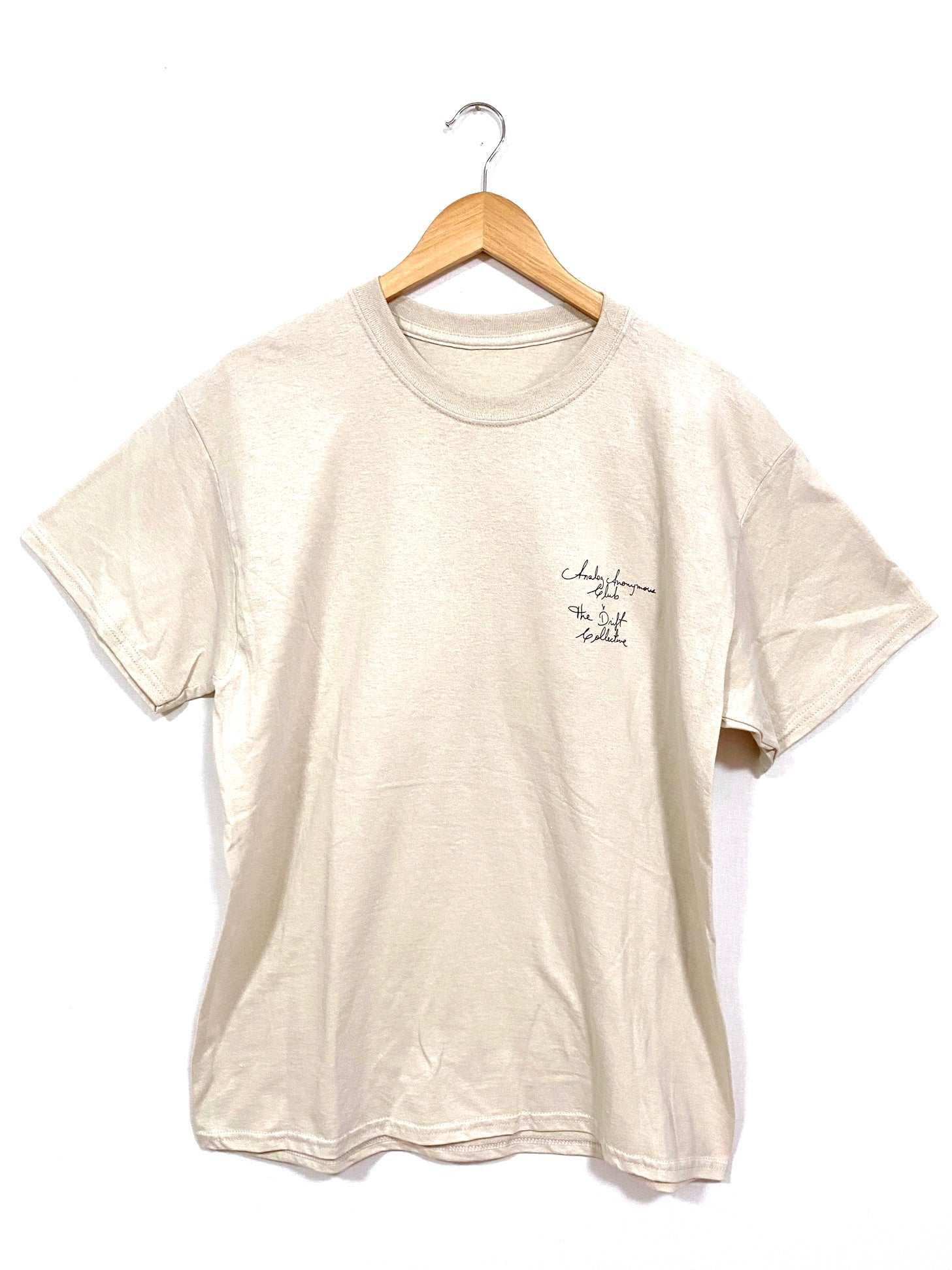 ANALOG ANONYMOUS STATION TEE