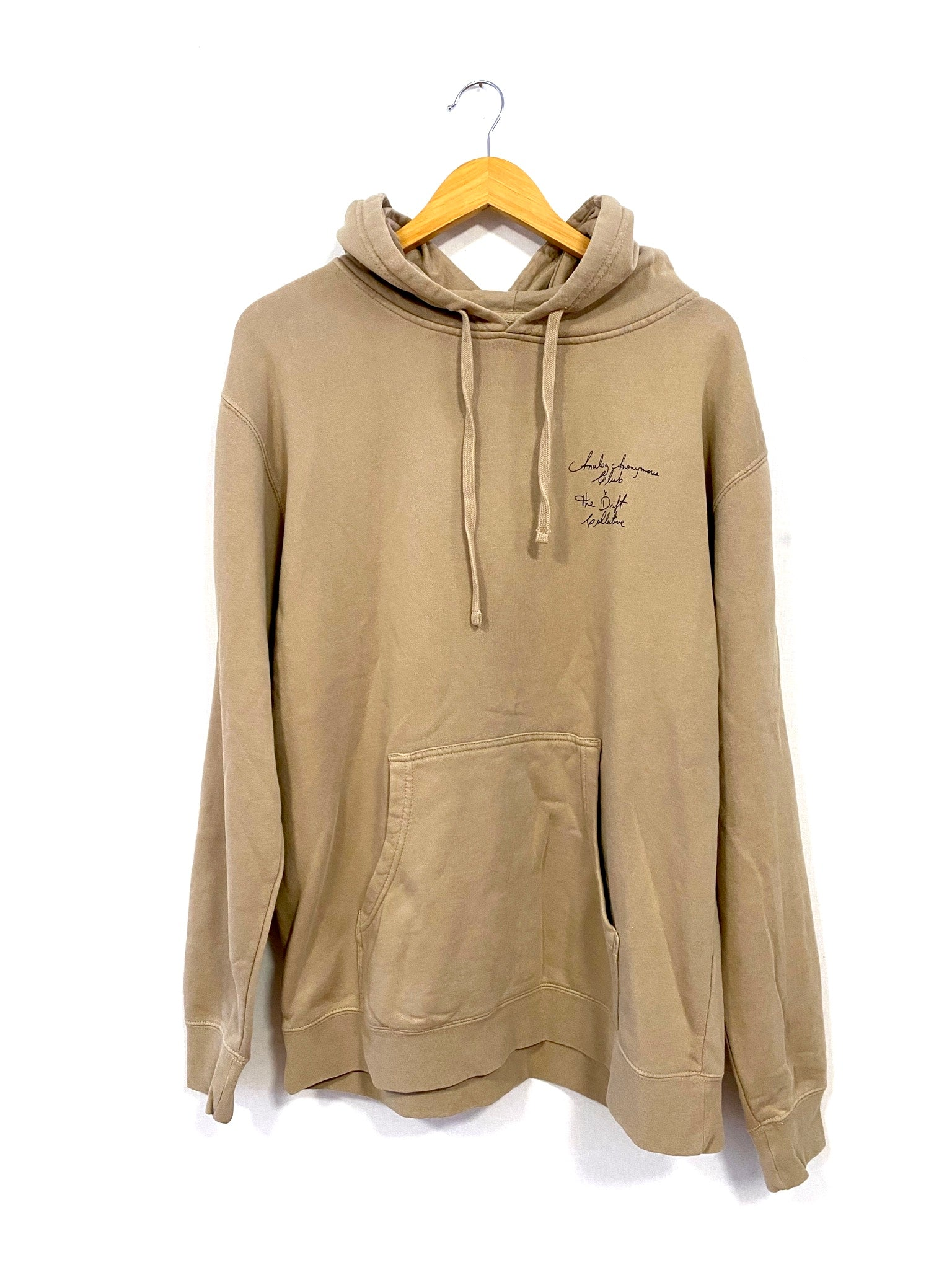 ANALOG ANONYMOUS FLIGHT HOODIE