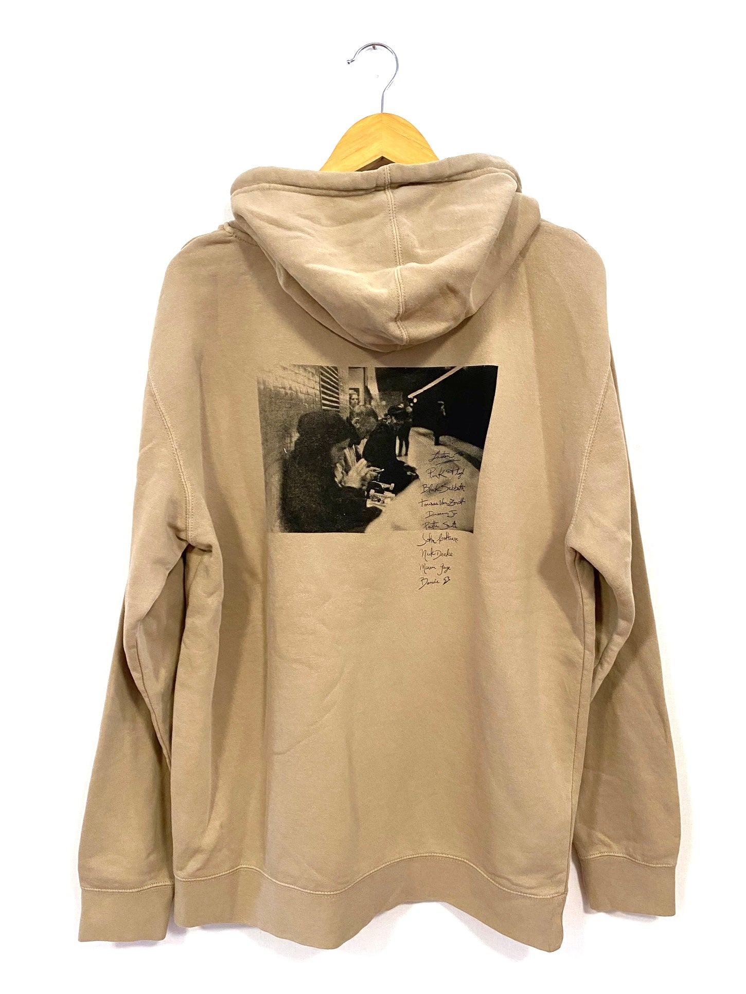 ANALOG ANONYMOUS STATION HOODIE
