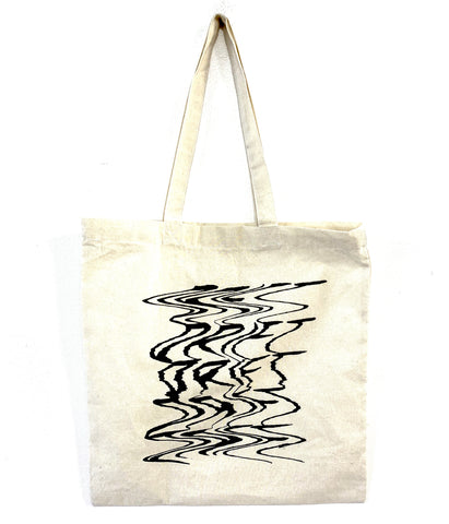 RADIO NOISE CANVAS BAG