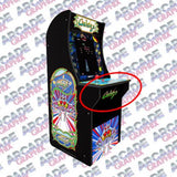 Arcade 1up Galaga Control Panel Filler