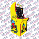 Arcade 1up Pacman Kickplate Set