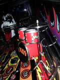 KISS Playfield Drum Set Red