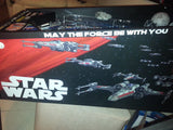 Star Wars Siderail Decals