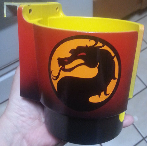 Arcade 1up Custom PinCup Mortal Kombat