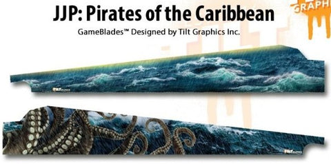 "Pirates of the Caribbean GameBlades™ JJP ""The Kraken"""