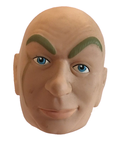 "Austin Powers ""Dr. Evil"" Character Head Shooter"