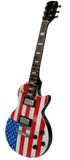 "Aerosmith Target Bank Guitar ""US Flag"""