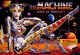 Bride of Pinbot Shooter Rod