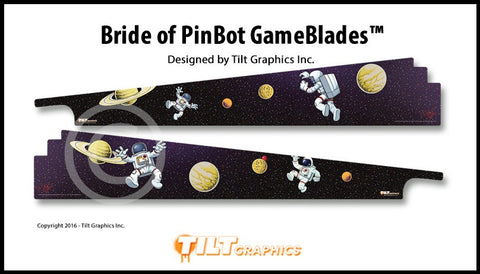 Bride of PinBot Pinball GameBlades™