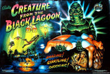 Creature From The Black Lagoon PinCup