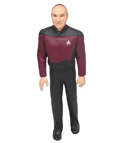 Star Trek The Next Generation Captain Jean-Luc Picard