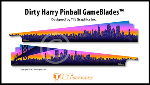 Dirty Harry Pinball GameBlades™