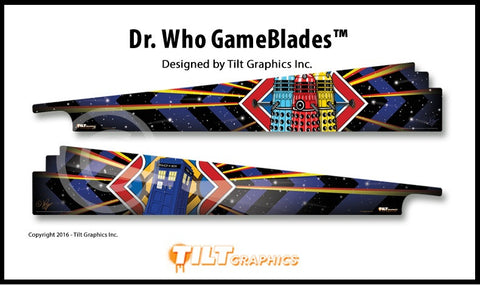 Dr. Who Pinball GameBlades™