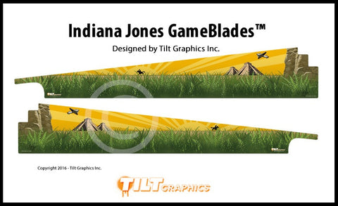 Indiana Jones Pinball GameBlades™