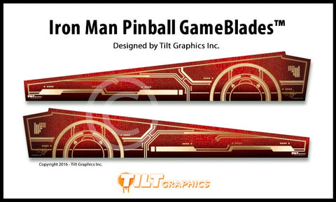 Iron Man Pinball GameBlades™