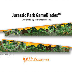 Jurassic Park GameBlades™ (Data East)