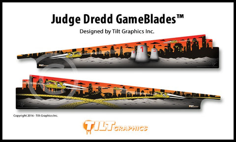 Judge Dredd Pinball GameBlades™
