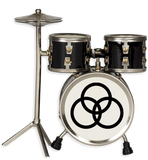 "Led Zeppelin Playfield Drums ""Rings"""