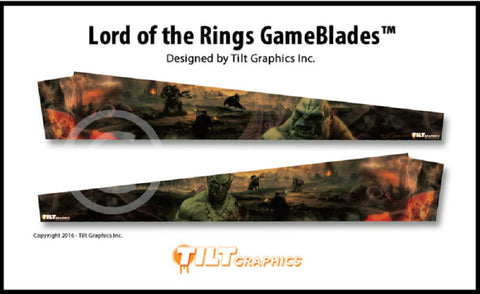 Lord Of The Rings GameBlades™