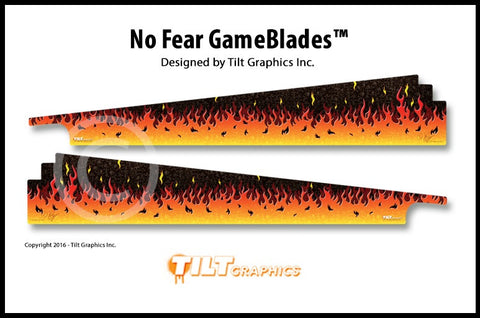No Fear Pinball GameBlades™