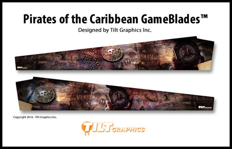 Pirates of the Caribbean Pinball GameBlades™