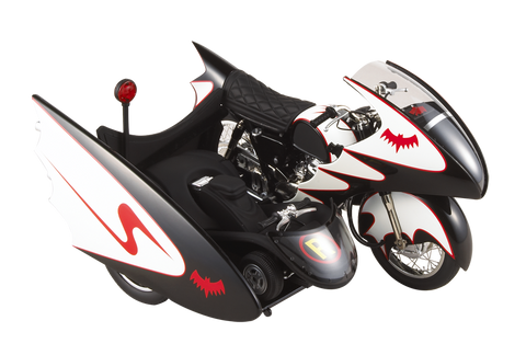 Batman 66 Batcycle