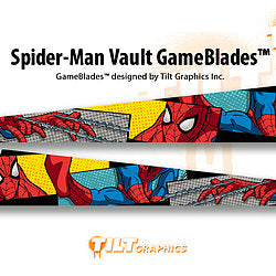"Spider Man  GameBlades™ ""Vault"""