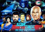 Star Trek The Next Generation PinCup