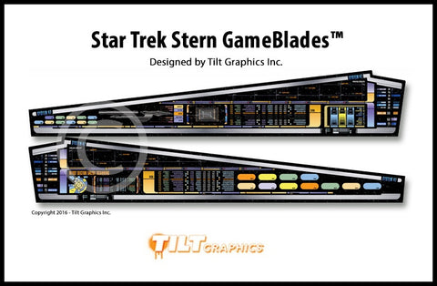 Star Trek Pinball GameBlades™