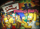 The Simpsons Pinball Party PinCup Yellow