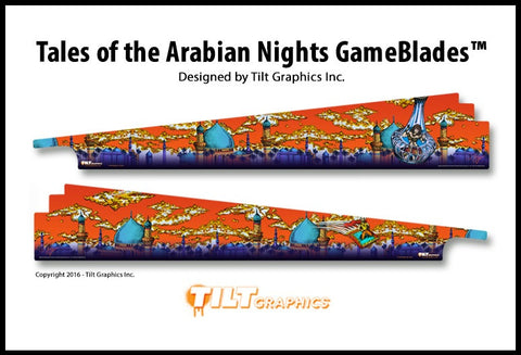 Tales of the Arabian Nights GameBlades™