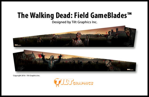 The Walking Dead Pinball GameBlades™