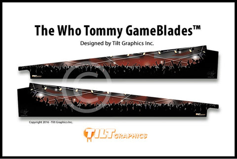 The Who Tommy Pinball GameBlades™