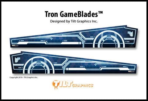 Tron Mirrored Pinball GameBlades™