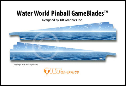 Water World Pinball GameBlades™