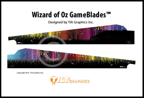 Wizard of Oz Pinball GameBlades™