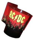 ACDC PinCup with yellow logo